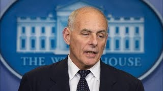 Trump's Chief Of Staff Facing Heat For Backing Alleged Abuser