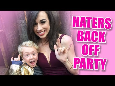 Haters Back Off - Season 2 Premiere Party!!!