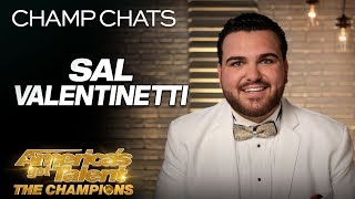 """Sal """"The Voice"""" Valentinetti Wants To Know How YOU Doin"""