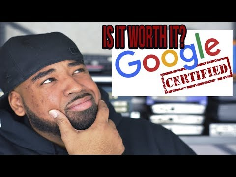 How does the New Google IT Professional Certification Compare to Comptia Microsoft and Cisco