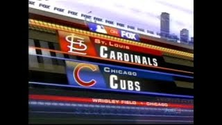 122 (part 1 of 2) - Cardinals at Cubs - Saturday, August 18, 2007 - 2:55pm CDT - FOX