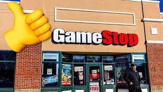 I LIKE GAMESTOP! - Unpopular Opinion