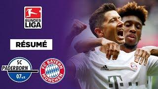Résumé : Le Bayern Munich remporte un match fou contre Paderborn