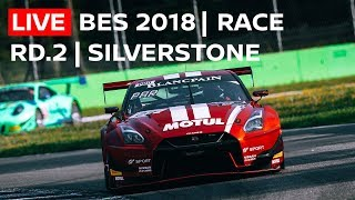 Main Race -  Silverstone 2018 - Blancpain Gt Series - Endurance Cup - Live Chat