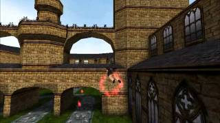 Harry Potter and the Philosopher's Stone - Flying Lesson - (PC)