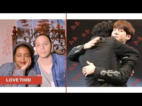 BTS & GOT7 MOMENTS REACTION (KPOP REACTION)