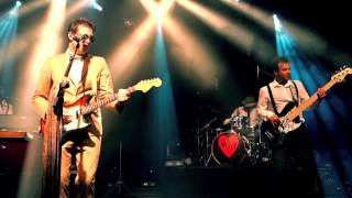 Mayer Hawthorne - The Stars Are Ours - live @Vienna