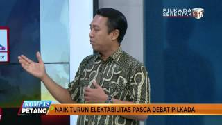 Video Naik Turun Elektabilitas Pasca Debat Pilkada download MP3, 3GP, MP4, WEBM, AVI, FLV November 2017