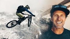 Dieser krasse Biker ist schon 50 Jahre alt?! 🤘Alter ist nur eine Zahl! MTB-Legende | Fabio Schäfer