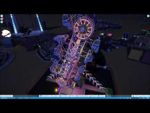 Custom music in Planet coaster: Chris O'Neill- Scraplands