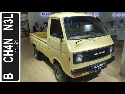 "In Depth Tour Suzuki Carry ""Truntung"" [ST20] - Indonesia"