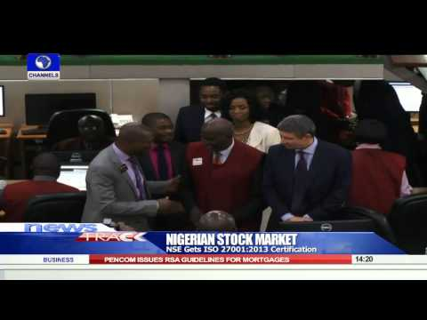 NSE Gets ISO Certification      29/08/15