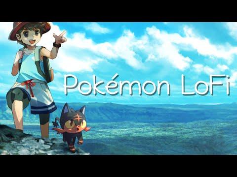 Pokémon Lofi Music ~ 1 Hour Mix