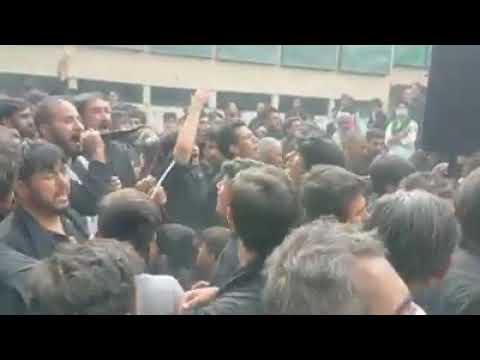 Dasta Abbasia krsmathang 10 Muharram 2020