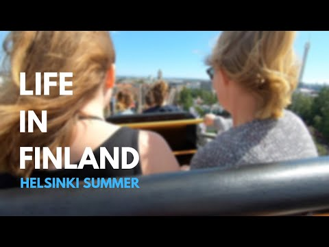 Life in Finland | Helsinki holidays DAY 8