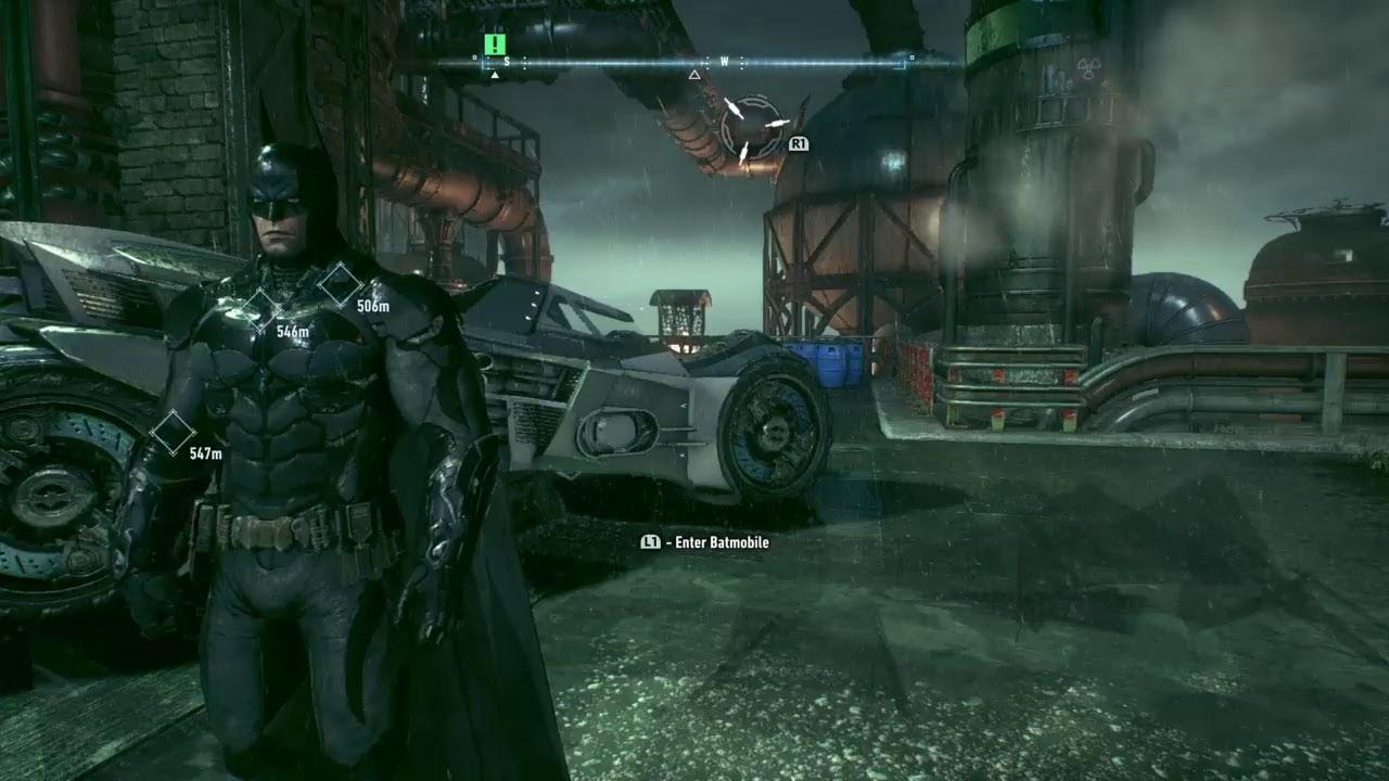 Batman Arkham knight | Ohh Nooo | Part 1
