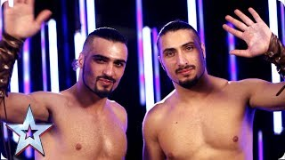 Are the Vardanyan Brothers DANGEROUSLY in love? | Auditions | BGMT 2019