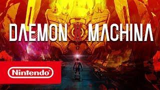 DAEMON X MACHINA - Story Trailer (Nintendo Switch)