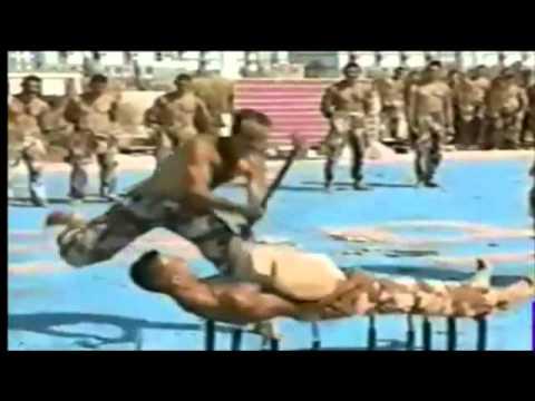 الدواء الشافي لأفة الارهاب  algerian army