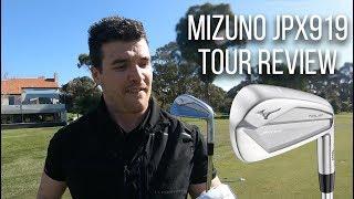 Mizuno JPX 919 Tour Irons Review