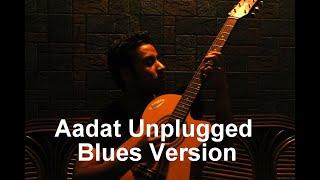 Aadat Unplugged - Atif Aslam Guitar Cover
