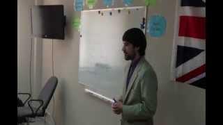 урок английского с носителем языка 1