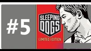 #5 Sleeping Dogs | Complete Playthrough | PS3 | Night Market Chase