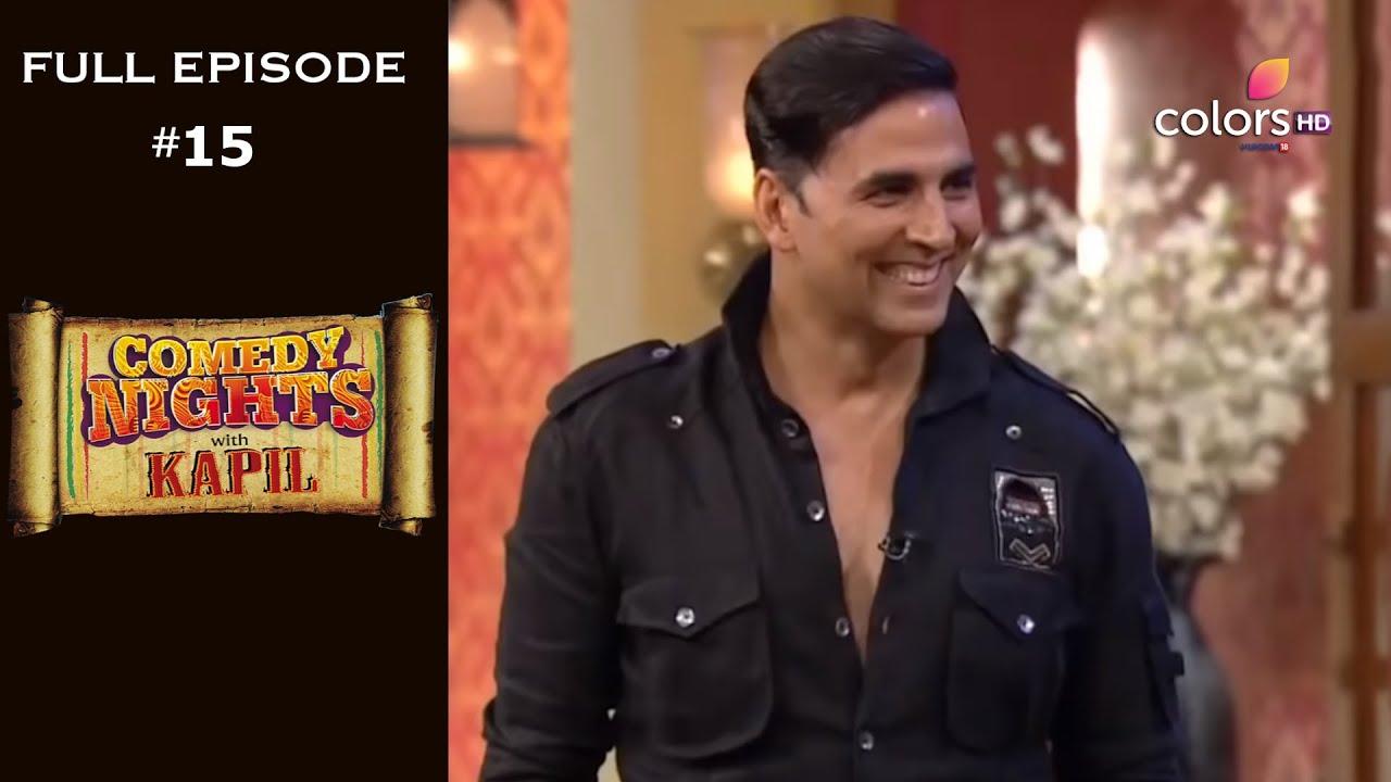 Download Comedy Nights with Kapil - Akshay Kumar and Imran Khan - Full Episode