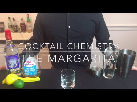 Basic Cocktails - How To Make A Margarita