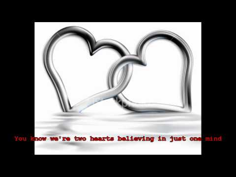 Phil Collins  Two Hearts with lyrics