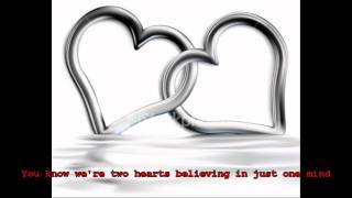 Phil Collins - Two Hearts (with lyrics)