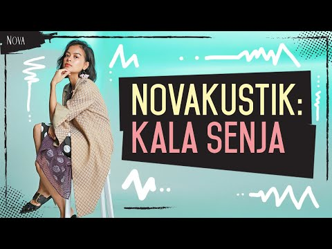 Download Eva Celia - Kala Senja | NOVAKUSTIK Mp4 baru