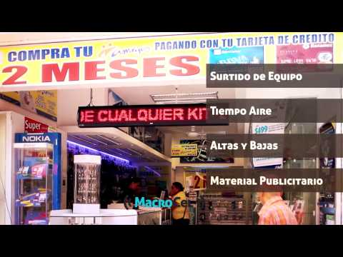 Video Corporativo Macrocel