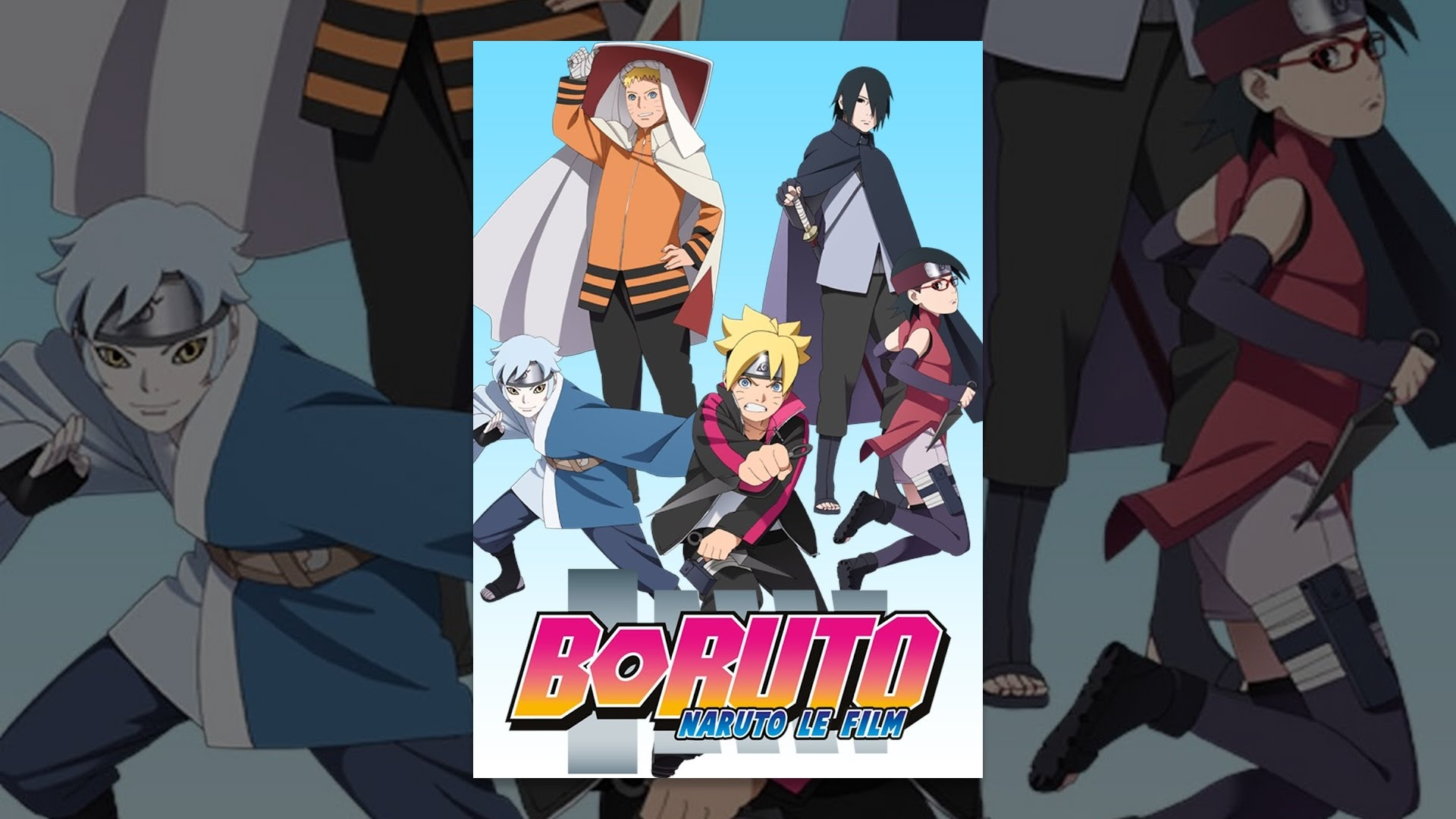 boruto naruto le film vf youtube. Black Bedroom Furniture Sets. Home Design Ideas
