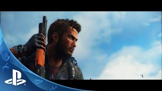 Just Cause 3 - Gameplay Reveal Trailer | PS4
