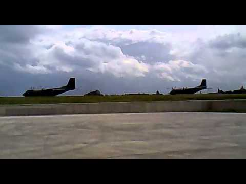 Military Aircraft in Malta to go to Libya