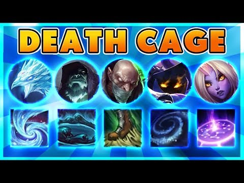 *5 YOUTUBERS* UNESCAPABLE DEATH BOX STRATEGY (HILARIOUS) - BunnyFuFuu