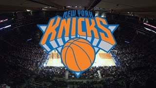 New York Knicks - Madison Square Garden // Full Game Sounds (2° Version )