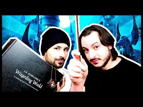 UNE BOX HARRY POTTER ! UNBOXING DE LA WIZARDING WORLD BOX N°2 - G-COLLECTION #02