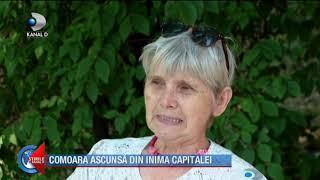Stirile Kanal D (22.08.) - Comoara ascunsa din inima capitalei, tot mai vizitata! | Editie de pranz