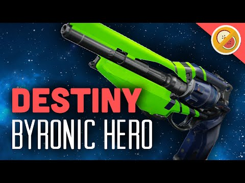 DESTINY Byronic Hero Legendary Hand Cannon Review (The Taken King)