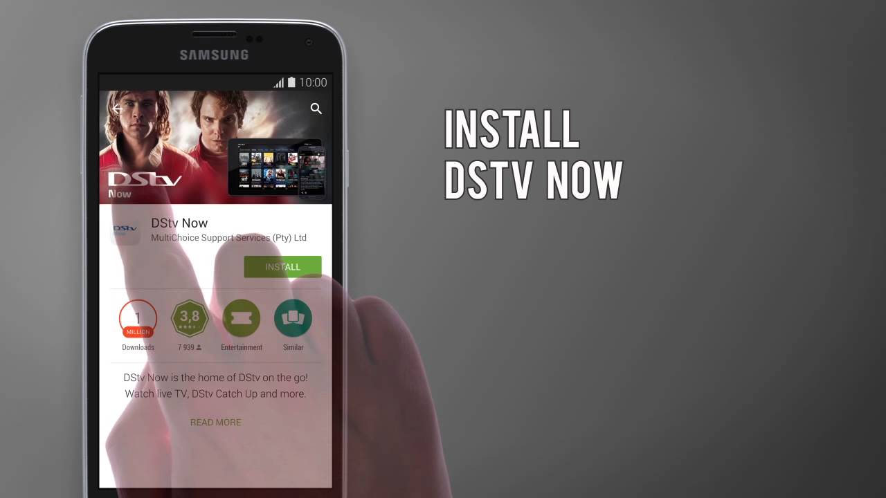 How to install DStv Now on your Android device