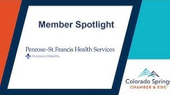 Colorado Springs Chamber & EDC Member Spotlight: Penrose-St. Francis Health Services