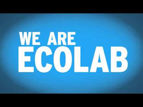 WE ARE ECOLAB