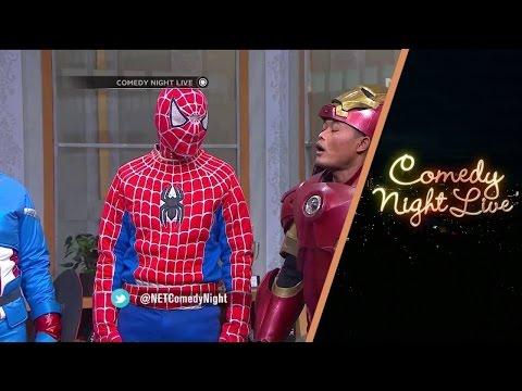 Captain America, Iron Man, dan Spiderman Ada di CNL!