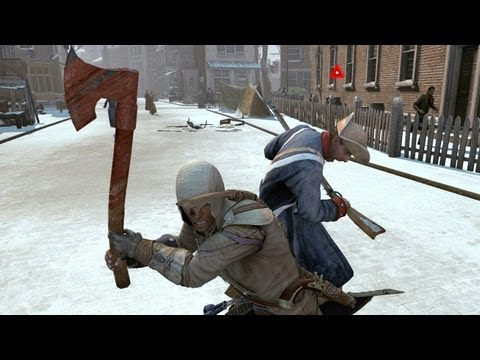Assassin's Creed 3 Advanced Fighting