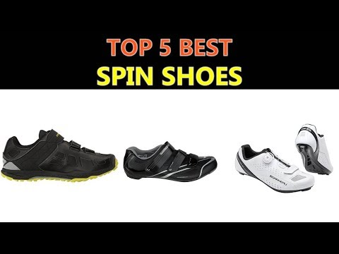 Best Spin Shoes 2020