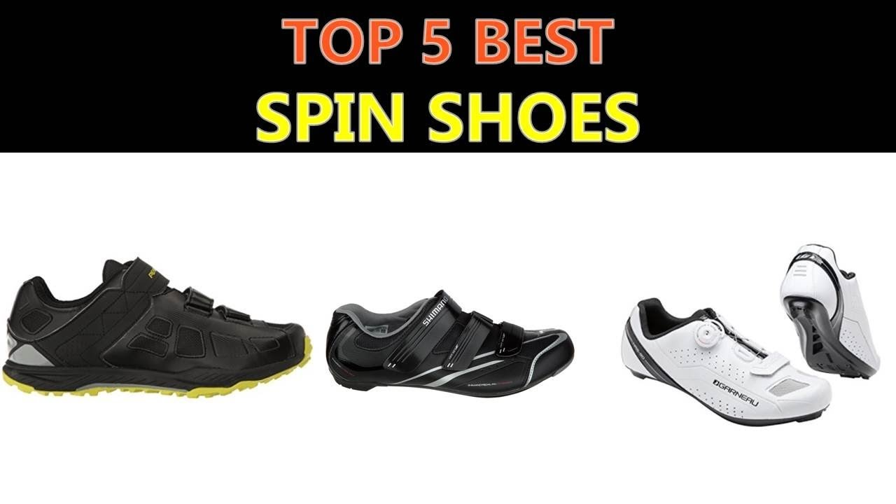 Best Spin Shoes 2020 - YouTube