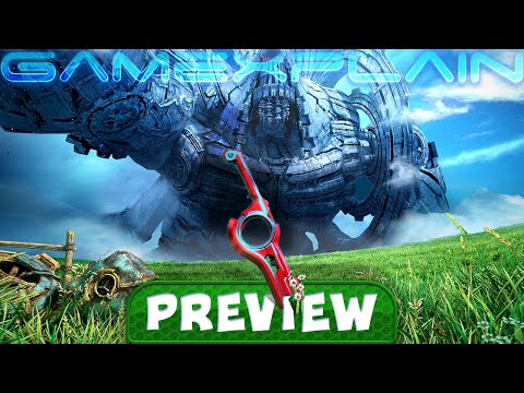 We've Played a TON of Xenoblade Chronicles: Definitive Edition + Future Connected! - PREVIEW