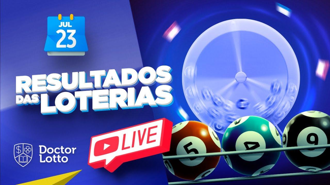 🔴 Resultados dos sorteios da Lotofácil 2289 | Lotomania 2198 | Quina 5613 - AO VIVO (23/07)